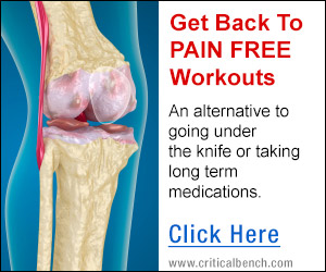 The Knee pain free