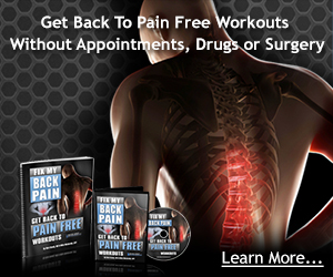 The back pain free
